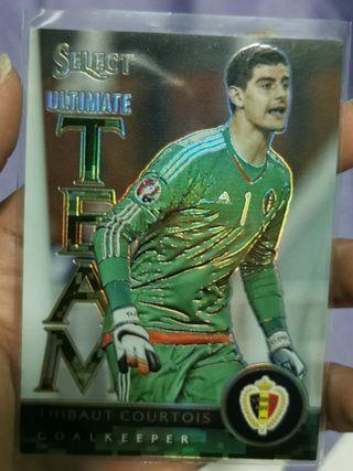 🚚 #49/249 Panini Select 2015 Ultimate Team - Thibaut Courtois