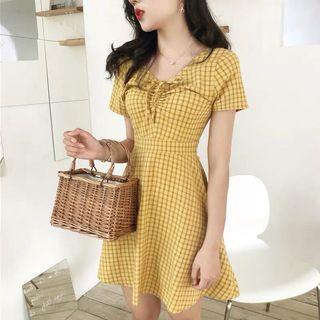 包平郵 Dress 黃色裙