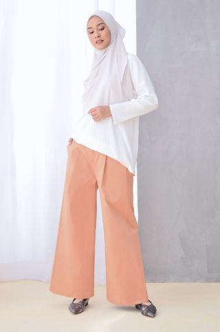 Calaqisya Iris Pants - brown
