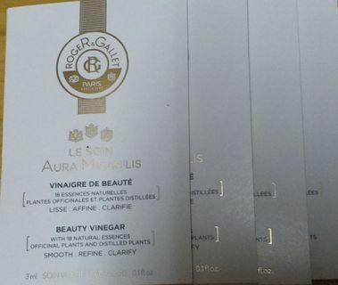 Roger& Gallet Beauty Vinegar