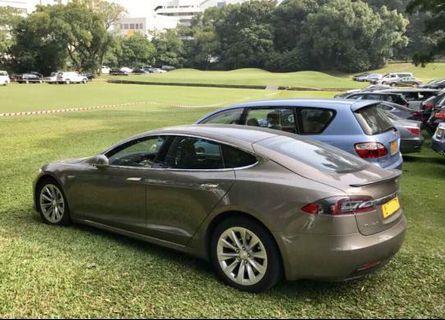 Tesla S 70 Facelift Version 2016 (FREE supercharge)