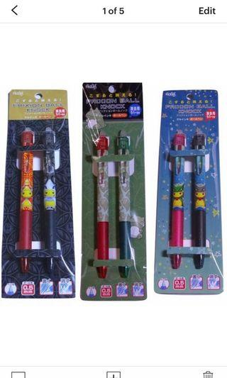 🚚 Frixion Pokemon pen set