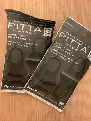 🚚 日本帶回 PITTA 口罩