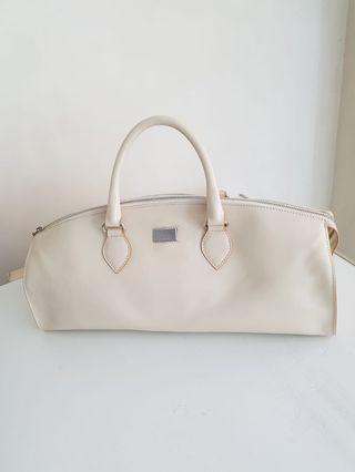 Authentic Furla Long Leather Zip Sachel (LV Prada Coach Kate Spade Gucci)