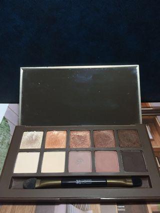 BeautyMaker(TW) Nude Duo Texture Eyeshadow Palette