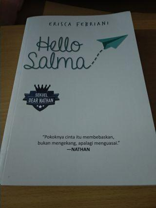 #cintaibumi Novel Hello Salma