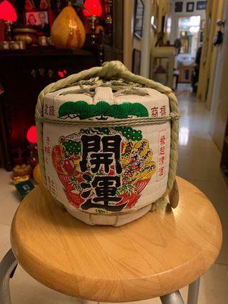 日本米酒 $480