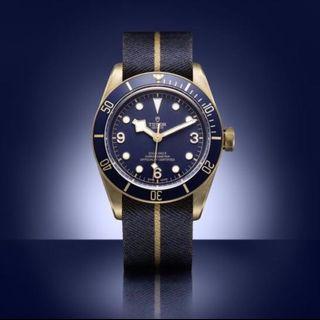 🚚 Flash Sales! New Tudor Black Bay Bronze Blue Special Edition!