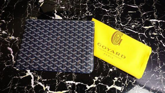 Goyard Sleeve Blueblack