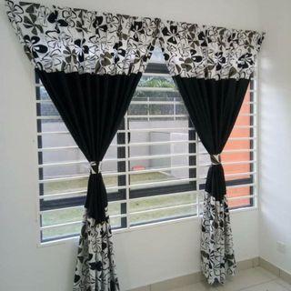 LANGSIR RAYA (SLIDING DOOR/WINDOW)