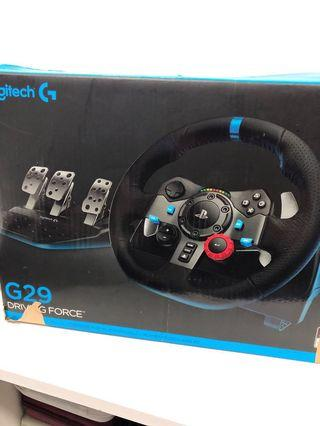 Logitech g29 plus Shifter