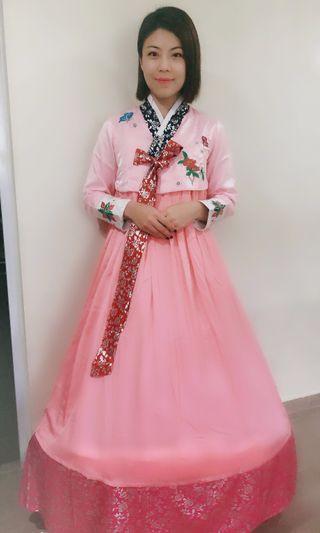 Korean Hanbok Rental