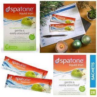 🇬🇧英國 Spatone 鐵水蘋果味(28包/盒)