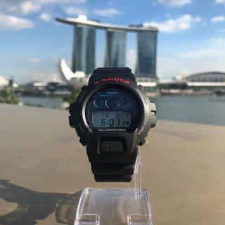 [READY STOCK] G-Shock DW-6900-1VDR DW-6900 DW-6900-1- 100% Authentic