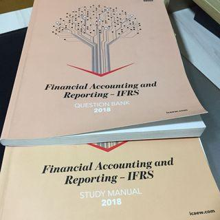 🚚 Icaew financial accounting and reporting ifrs