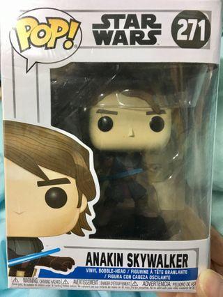 🚚 Funko POP! 正版代理公仔《星際大戰Star Wars》天行者《安納金Anakin Skywalker》