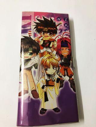 Anime Bookmark  Collection 2 (Saiyuki)