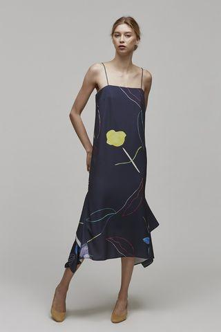 OSN BNWT Sketch Handkerchief Dress (S)