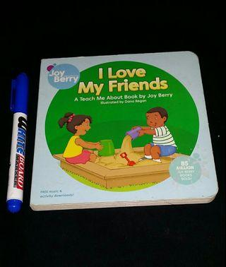 I love my friends by Joy Berry (Helping Kids Grow)