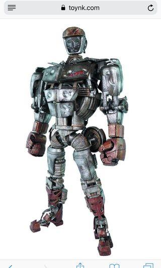 Three A Real Steel Atom 1:6 Scale Collectible Action Figure