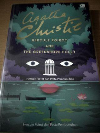 #cintaibumi Hercule Poirot and The Greenshore Folly