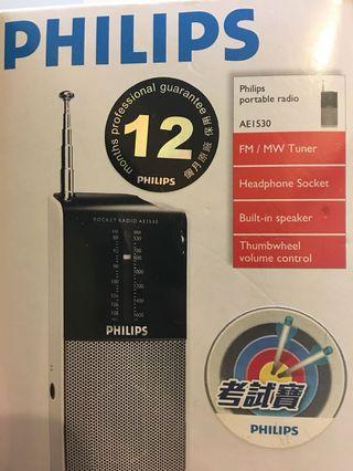 Dse 收音機 耳機 philips pocket radio sony headphones 正版
