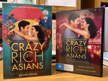 CRAZY RICH ASIANS PACK
