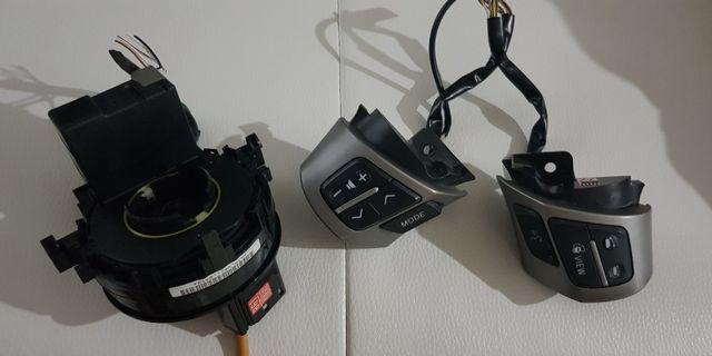 Estima Aeras Acr 50 steering control