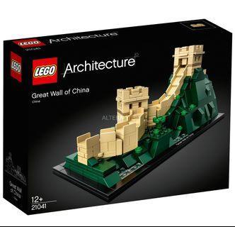 Lego Architecture 21041 Great Wall of China 2018 550pcs