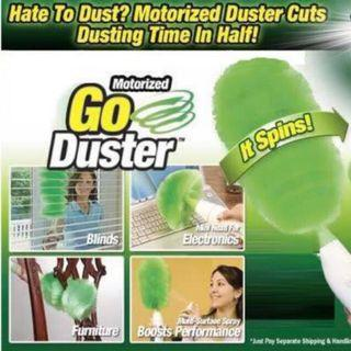 GO DUSTER VIRAL MALAYSIA