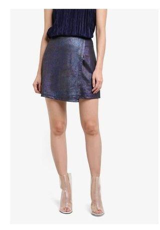 BNWT Asymmetric Wrap Dress