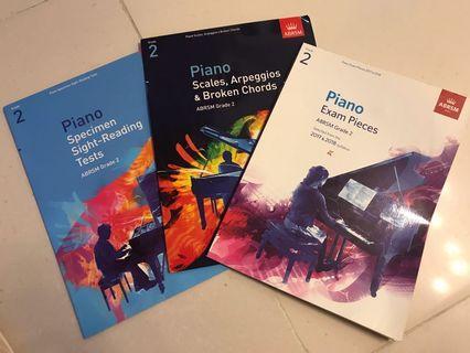 Paino books