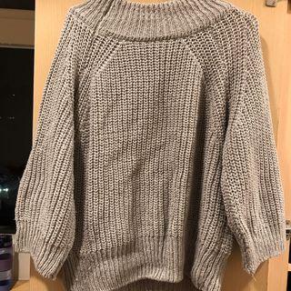 平口針織毛衣
