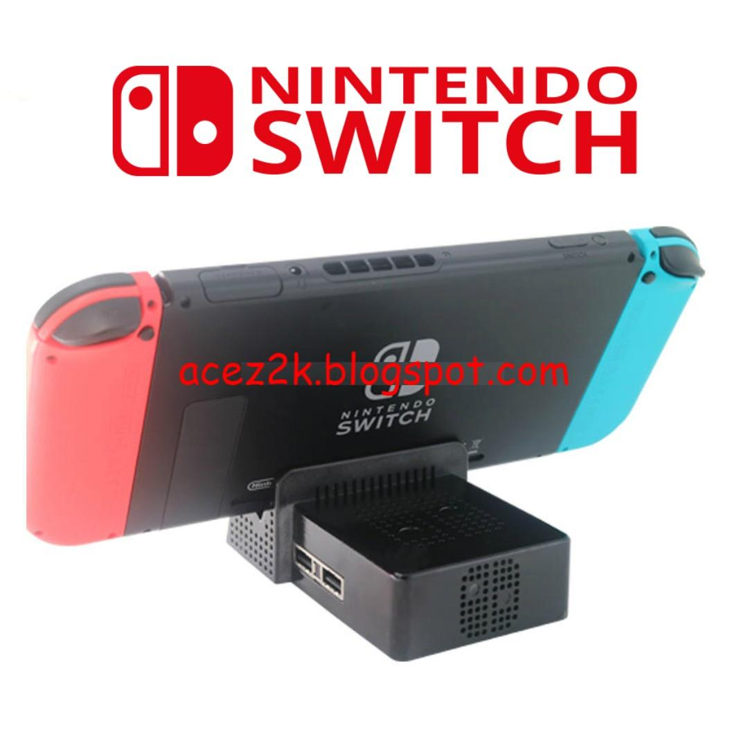 [BNIB] DIY Casing For Nintendo Switch Mini Docking Station (Brand New Boxed)