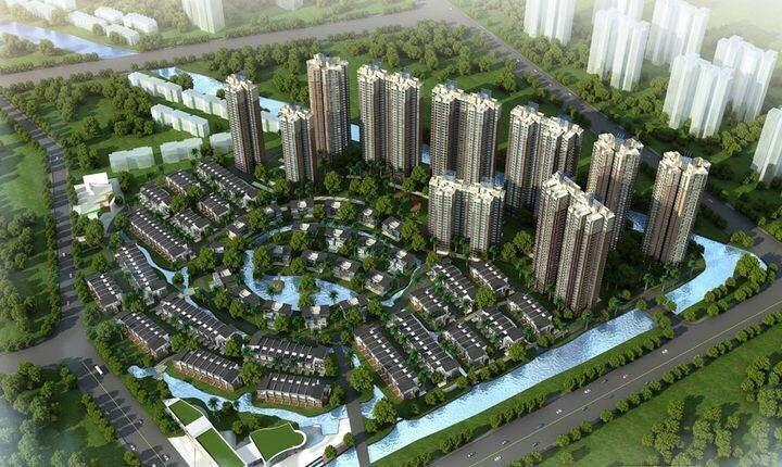 樓盤:70年產權純住宅,港澳人士不限購 面積:850呎-980呎(精裝三房到四房)