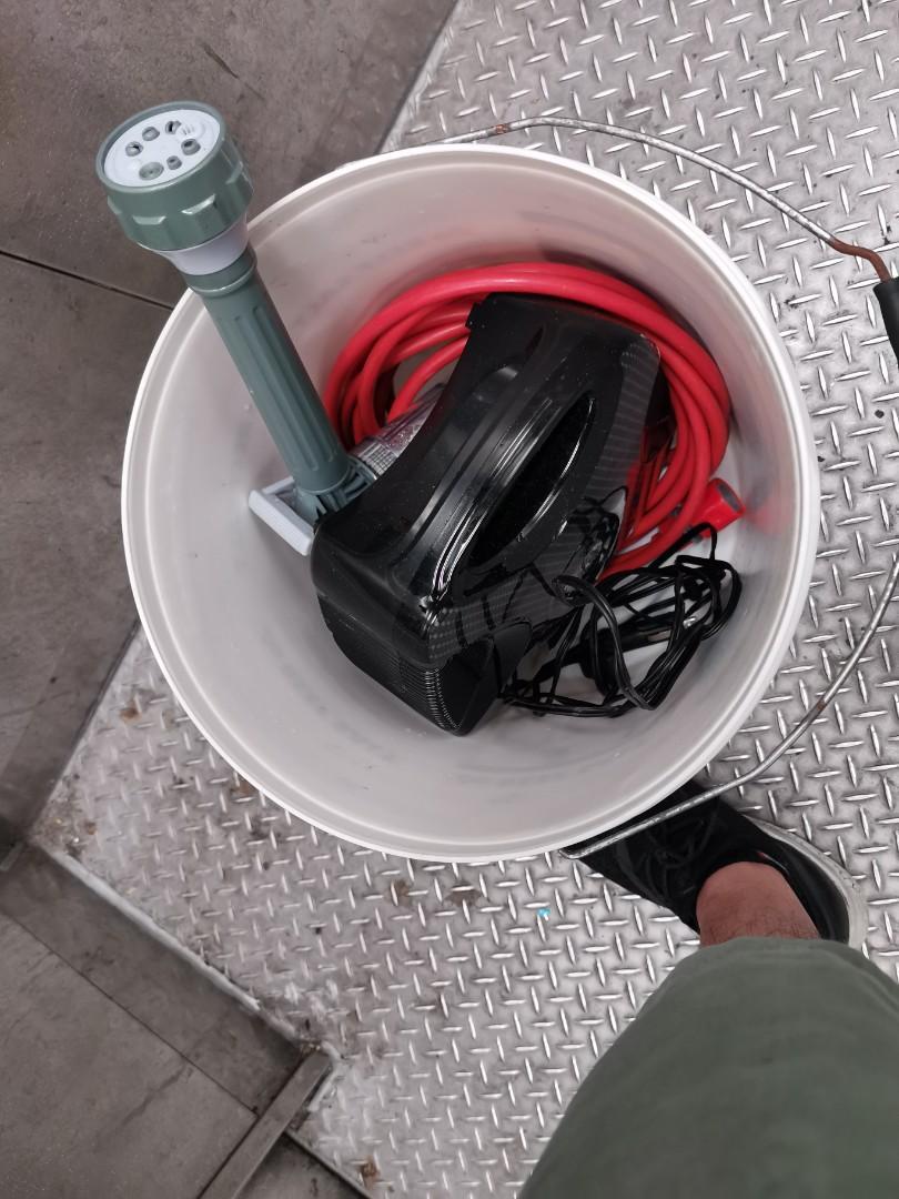 雙泵洗車器