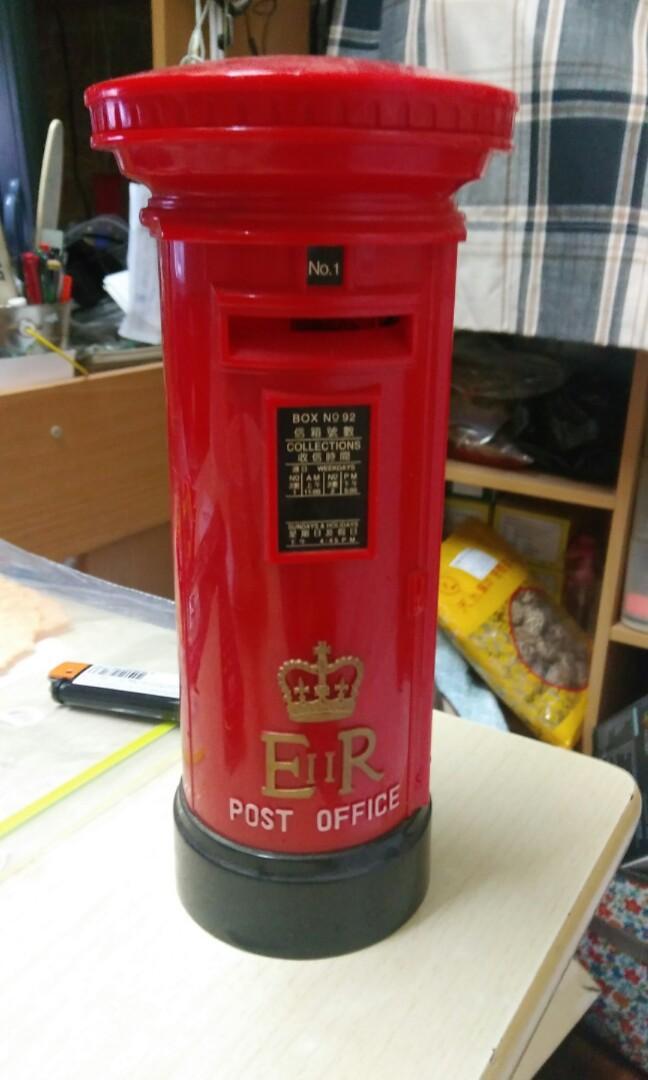 英女皇年代郵筒請出價
