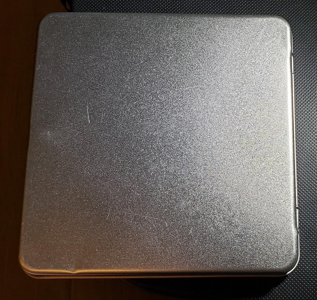 罕有 NICHOLAS 謝霆鋒 世紀預言 鐵盒版CD 香水
