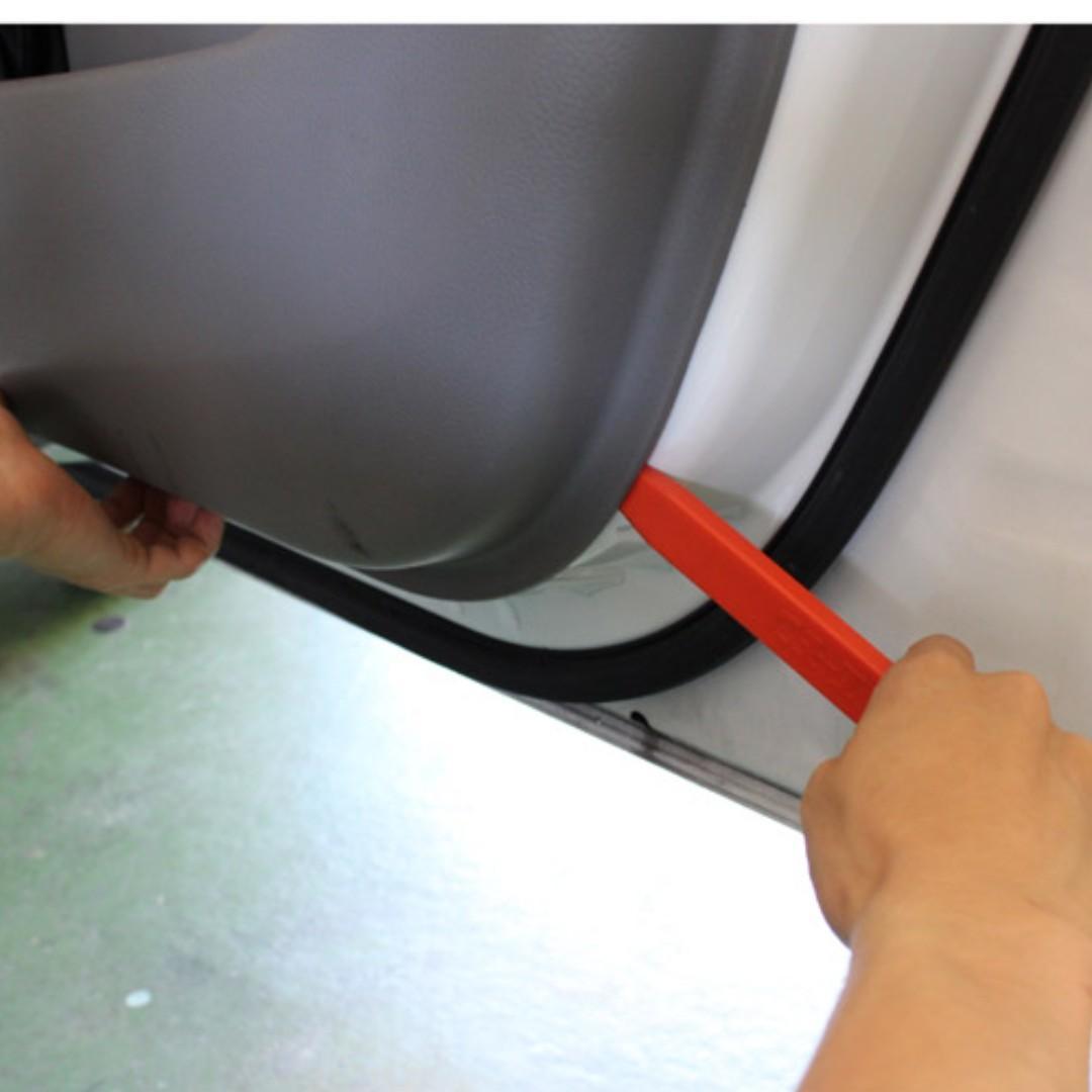 日本 汽車用DIY裝拆改裝門板音響內飾件中控台工具