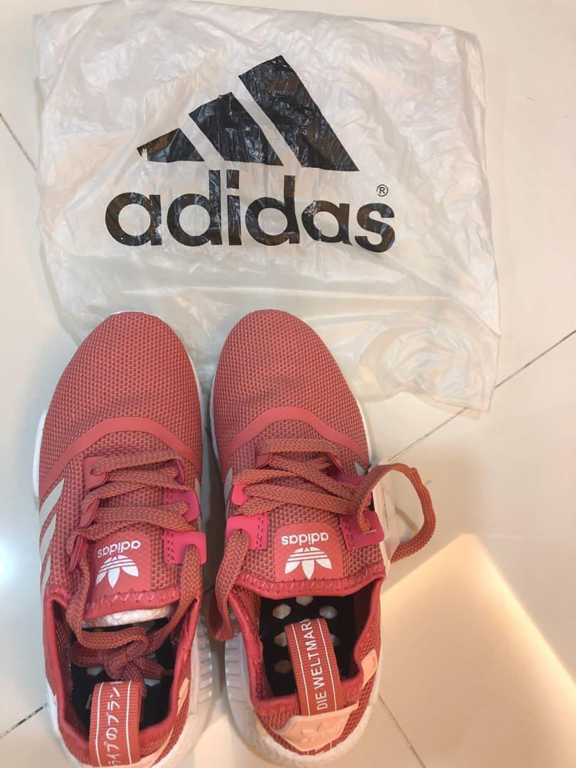 Adidas NMD (Peach)