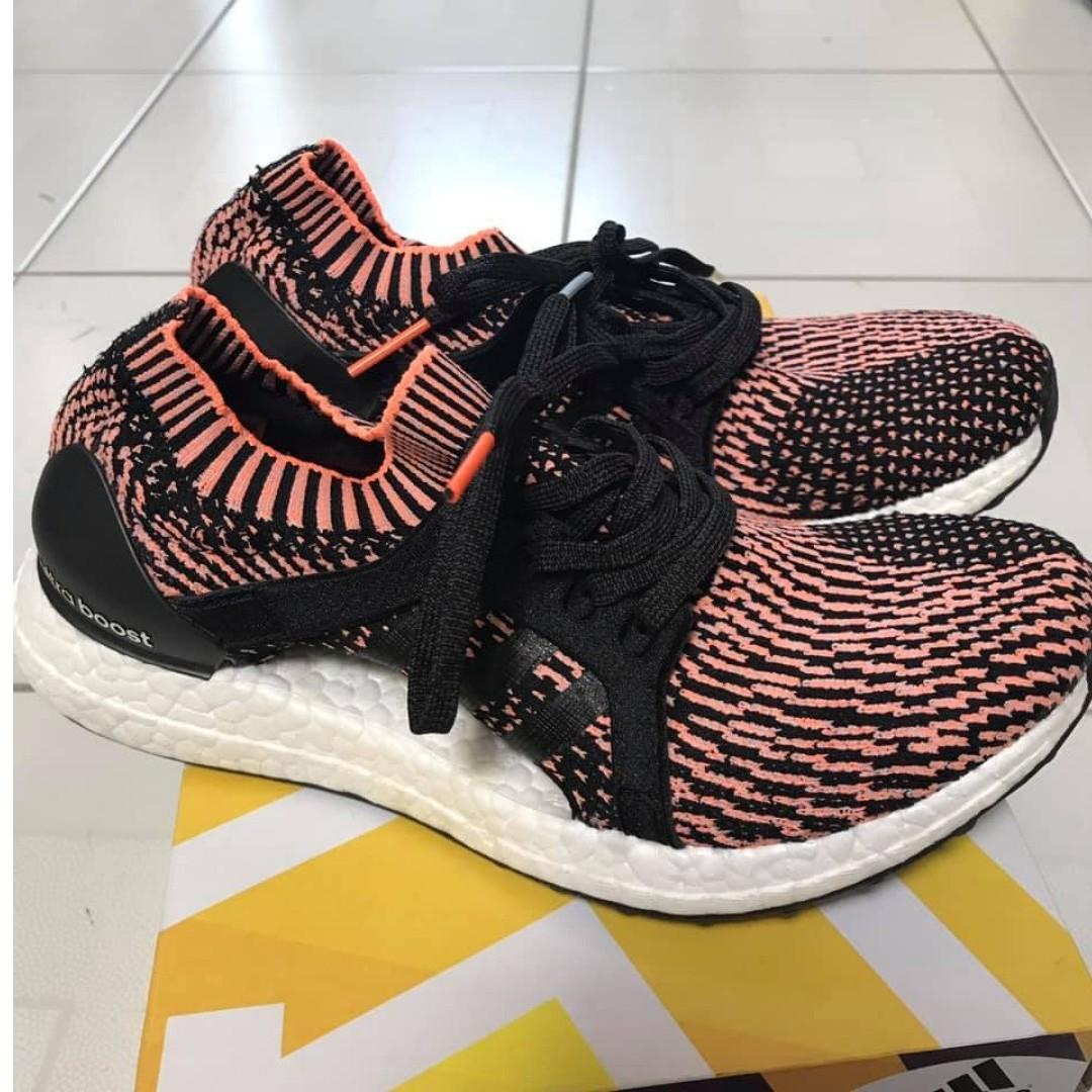 Adidas Ultraboost X in Glow Orange Size 6 Brand New $170