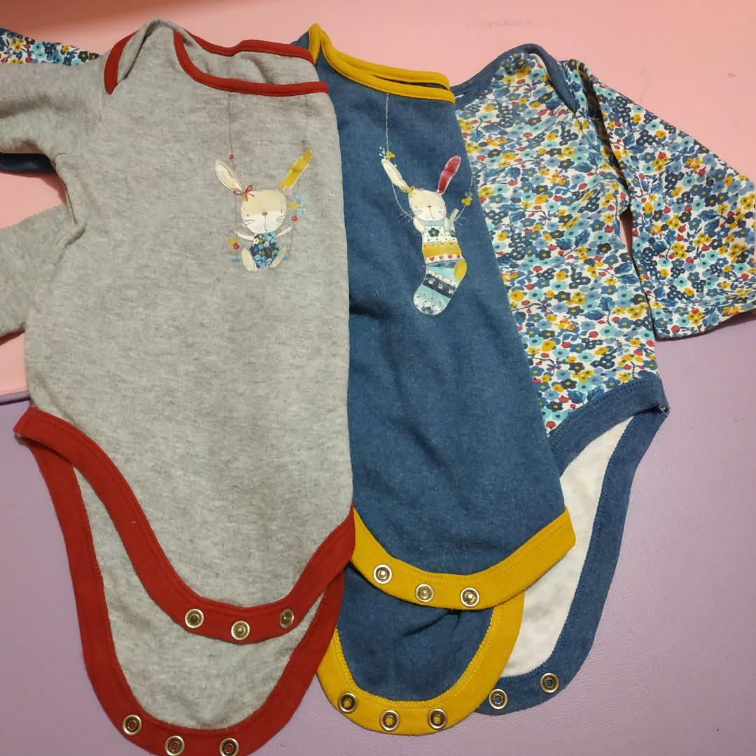 Baby Jumper Mothecare set