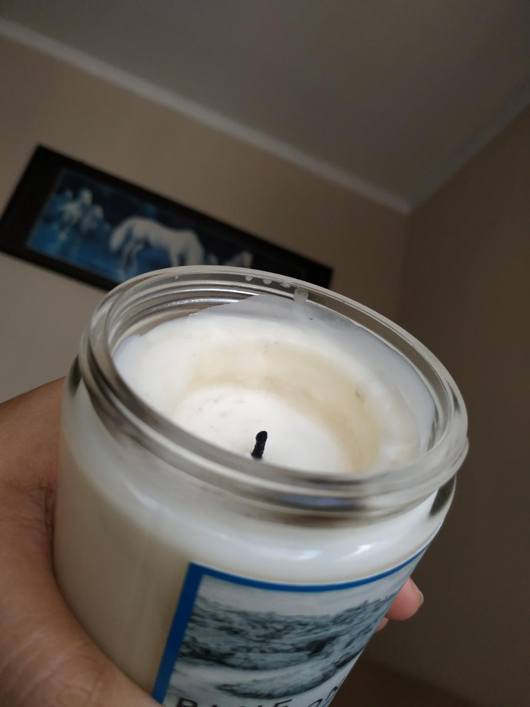Bath & Body Works Scented Candles - Blue Lagoon Lilin Aroma