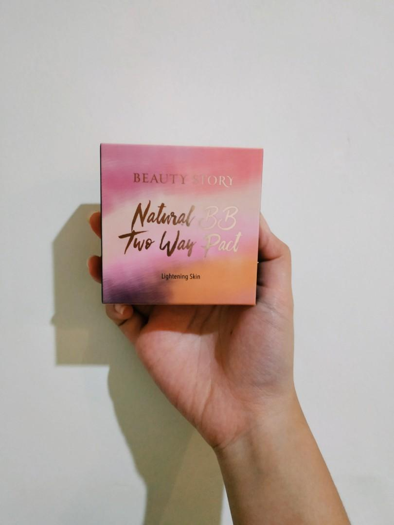 Beauty Story Natural BB Two Way Pack