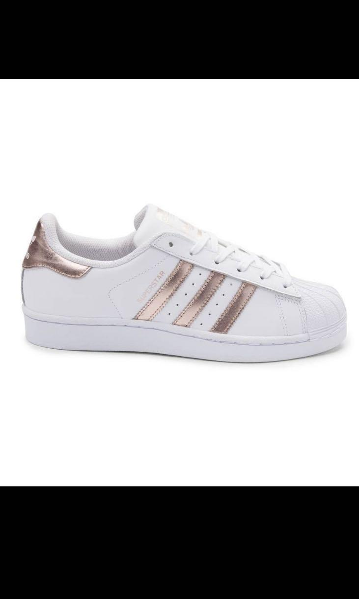 meilleur service 0d785 9bf53 BN ADIDAS SUPERSTAR IN ROSE GOLD US SIZE 9, Women's Fashion ...