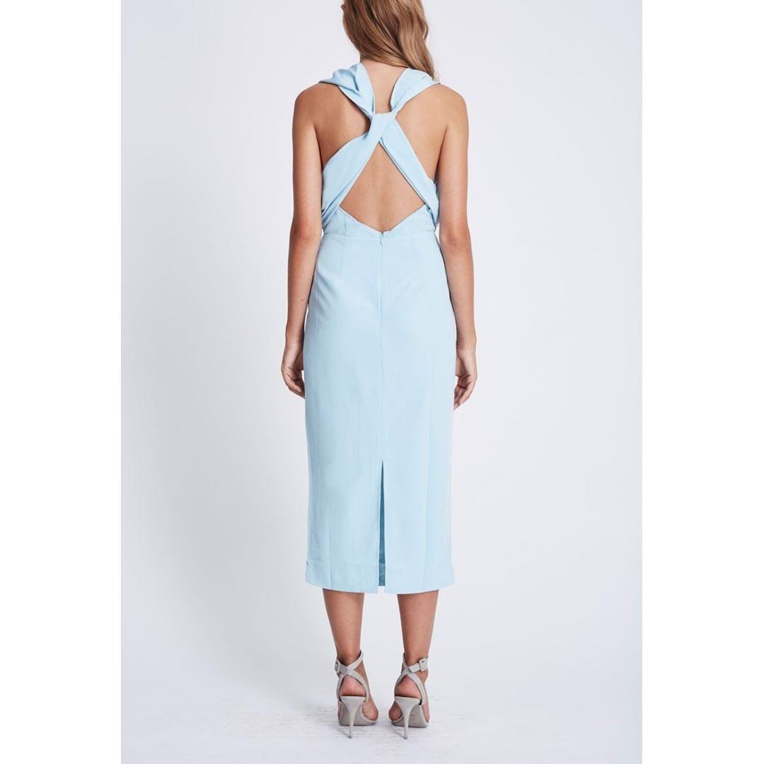 BNWT MAURIE & EVE SKY DO IT AGAIN DRESS - SIZE AU 10 (RRP $179)