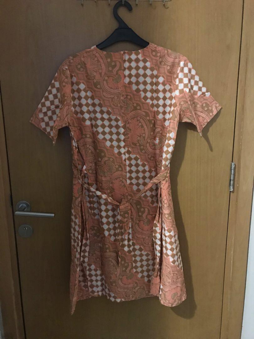 Brahmani Batik dress