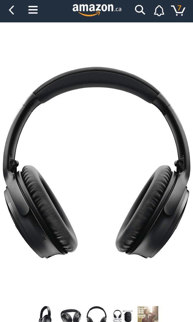 Brand new Bose headphones