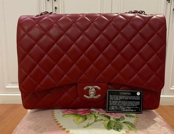 Chanel Bag jumbo authentic