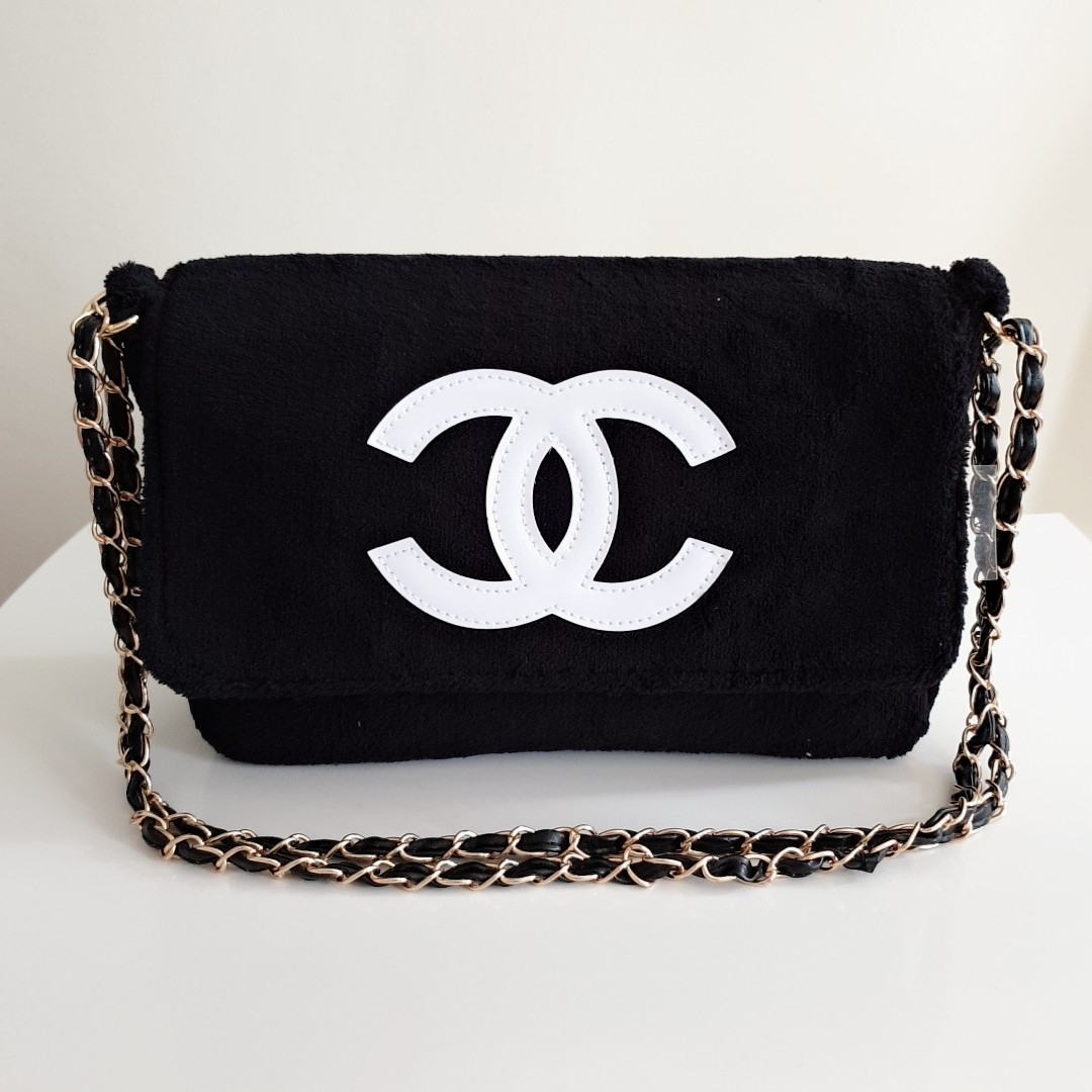 9f32b69dbfc8 Chanel Sling Bag, Luxury, Bags & Wallets, Sling Bags on Carousell